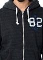Frank NY Sweatshirt Siyah